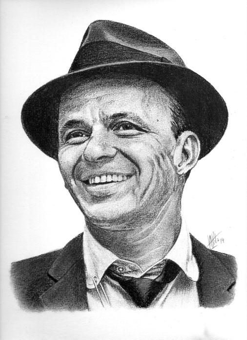 Frank Sinatra by ARitz